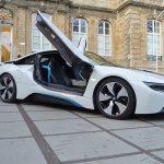 Rijtest: BMW i8 Coupe vs 7-Reeks Limousine