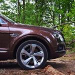 Rijtest Bentley Bentayga W12
