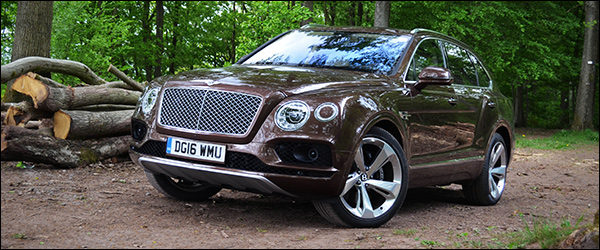 Rijtest: Bentley Bentayga W12