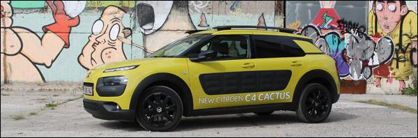 Rijtest - Citroen C4 Cactus - Header