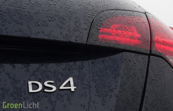 Rijtest: DS 4 Sport Chic 2.0 BlueHDi (2015)