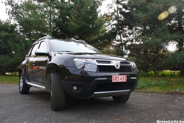 Dacia Duster autosalon brussel 2012