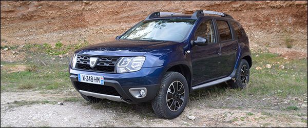 Kort Getest: Dacia Duster dCi 110 4x2 EDC (2017)