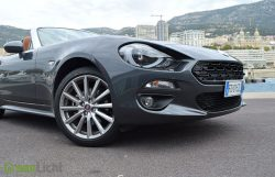 Rijtest: Fiat 124 Spider 1.4 MultiAir Turbo (2016)