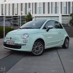 Rijtest: Fiat 500 Cult - MY2014 1.2L MTA