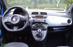 Rijtest: Fiat 500 S TwinAir Sport