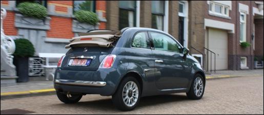 Rijtest Fiat 500C MultiJet