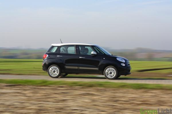 Rijtest Fiat 500L
