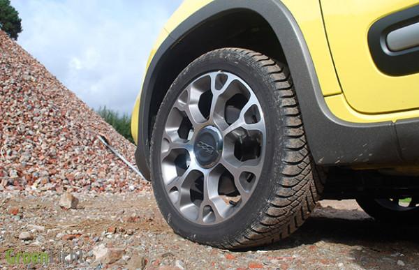 Rijtest: Fiat 500L Trekking 1.6 MultiJet