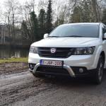 Rijtest: Fiat Freemont Cross MultiJet AWD