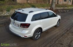 Rijtest: Fiat Freemont Cross MultiJet 4x4
