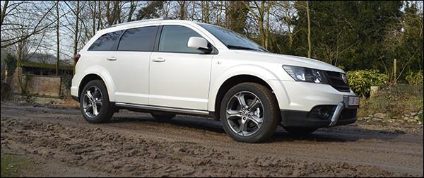 Rijtest: Fiat Freemont Cross AWD Multijet