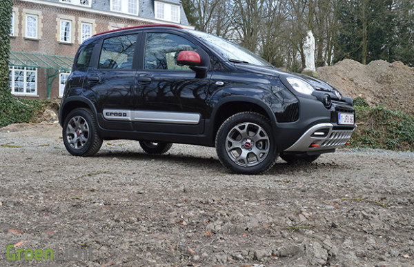 Rijtest: Fiat Panda Cross 1.3 MultiJet