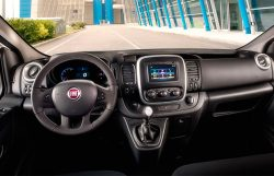 Rijtest Fiat Professional Talento Combi 1.6 MJET 145 pk (2017)