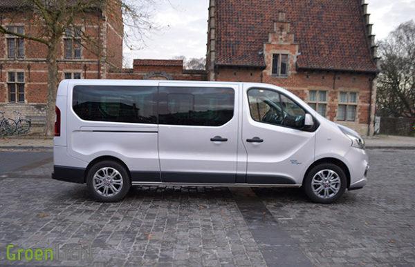 Rijtest: Fiat Talento Combi 1.6 EcoJet 125 pk (2016)