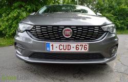 Rijtest: Fiat Tipo Berline [1.6 MultiJet + 1.6 E-Torq AT]