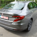 Rijtest: Fiat Tipo Berline [1.6 MultiJet + 1.6 E-Torq AT]