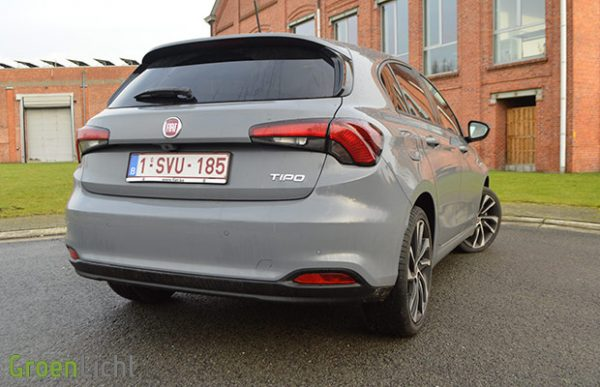 Rijtest: Fiat Tipo S-Design 1.6 MultiJet 115 pk DCT (2017)