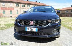 Kort Getest: Fiat Tipo vijfdeurs + Tipo Station Wagon (2016)
