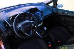 Rijtest Ford B-Max
