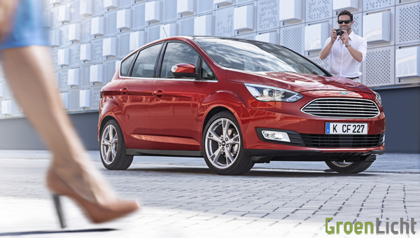 Rijtest - Ford C-Max 2015 21