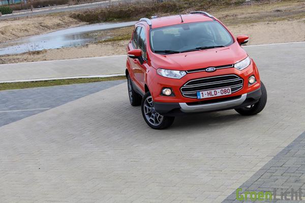 Rijtest - Ford Ecosport 08