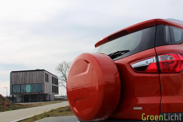 Rijtest - Ford Ecosport 09