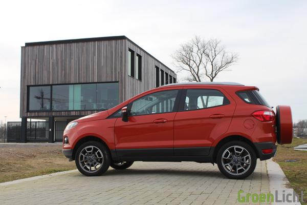 Rijtest - Ford Ecosport 10