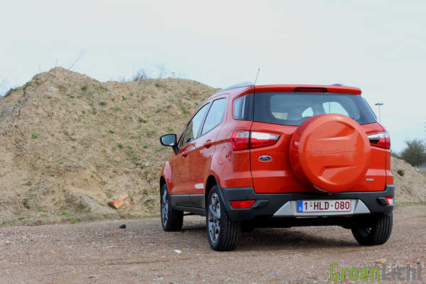 Rijtest - Ford Ecosport 11