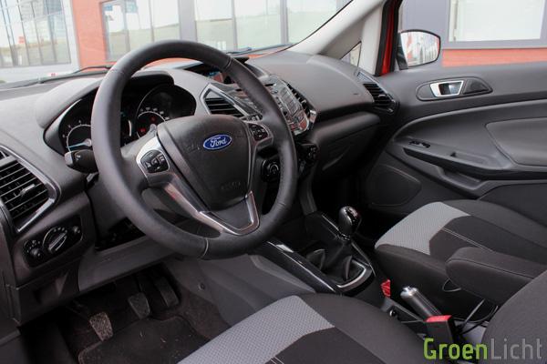 Rijtest - Ford Ecosport 12