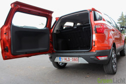 Rijtest - Ford Ecosport 16