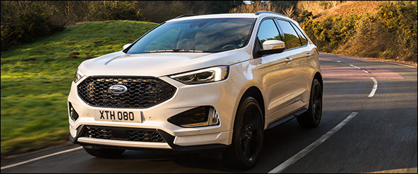Rijtest: Ford Edge 2.0 TDCi 190 pk facelift (2019)