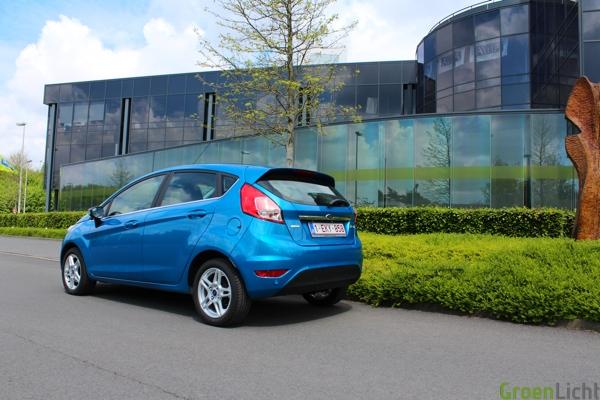 Rijtest Ford Fiesta 11