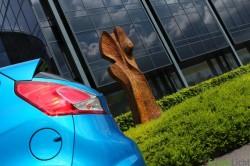 Rijtest Ford Fiesta 12