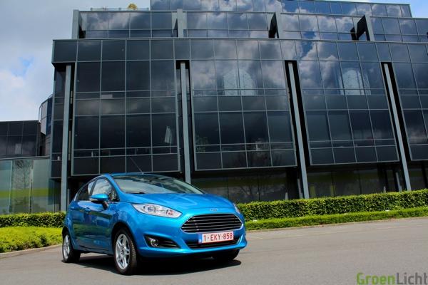Rijtest Ford Fiesta 21