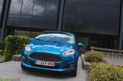 Rijtest Ford Fiesta 25