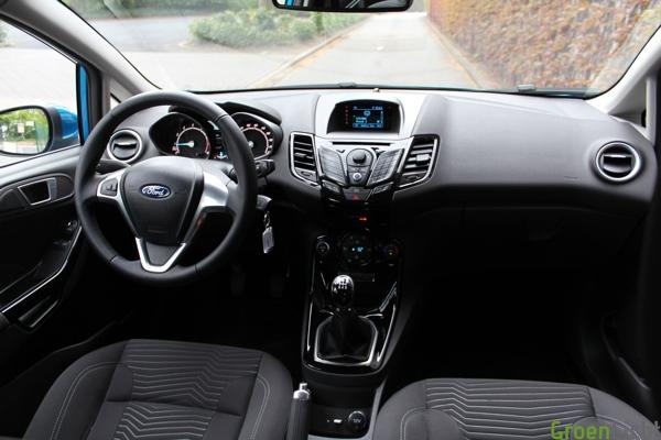 Rijtest Ford Fiesta 37