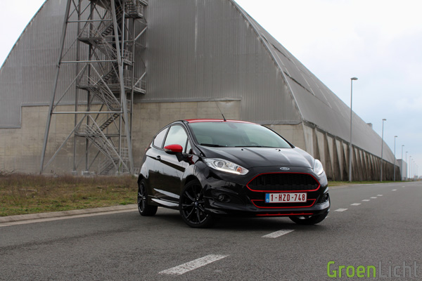 Rijtest - Ford Fiesta Black Edition - 05