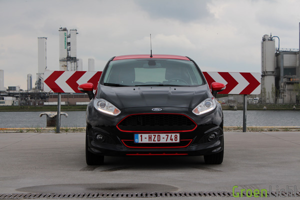 Rijtest - Ford Fiesta Black Edition - 07