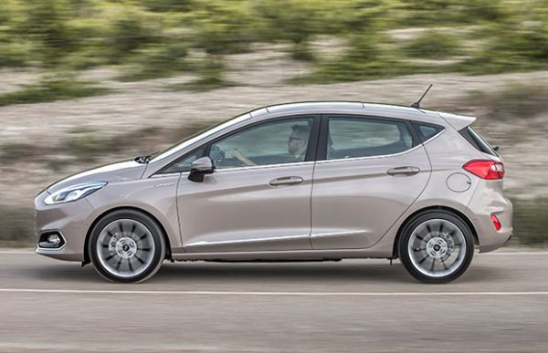 Rijtest: Ford Fiesta 1.5 TDCi Vignale 120 pk (2018)