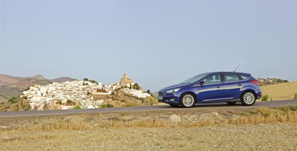 Rijtest - Ford Focus Facelift - Ecoboost 125 pk02