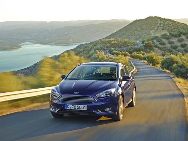 Rijtest - Ford Focus Facelift - Ecoboost 125 pk07