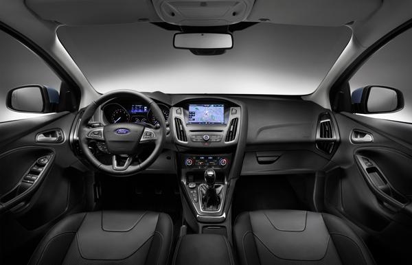 Rijtest - Ford Focus Facelift - Ecoboost 125 pk13