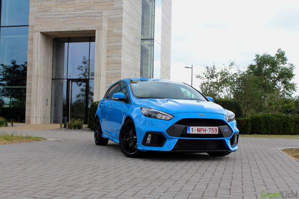 Rijtest - Ford Focus RS - 01