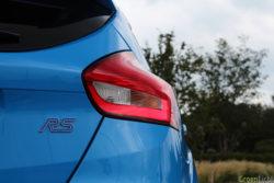 Rijtest - Ford Focus RS - 05