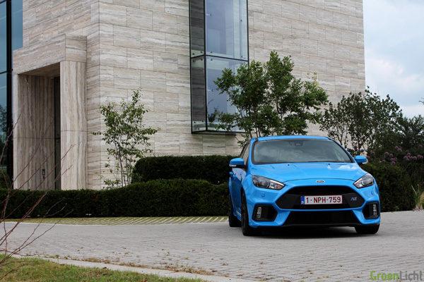 Rijtest - Ford Focus RS - 10