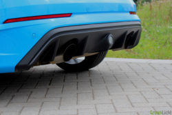 Rijtest - Ford Focus RS - 12