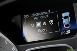 Rijtest - Ford Focus RS - 15