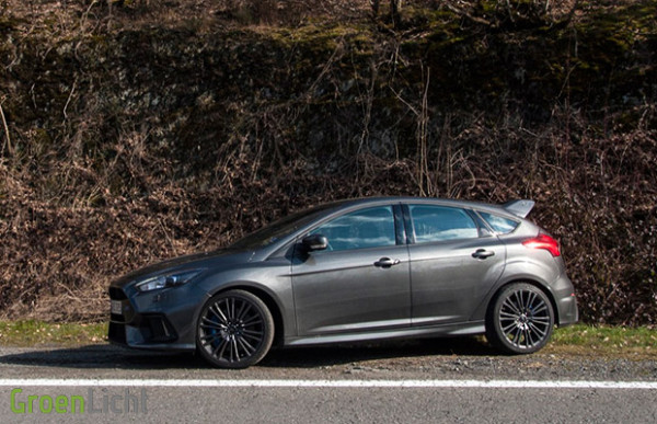 Kort Getest: Ford Focus RS (2016)
