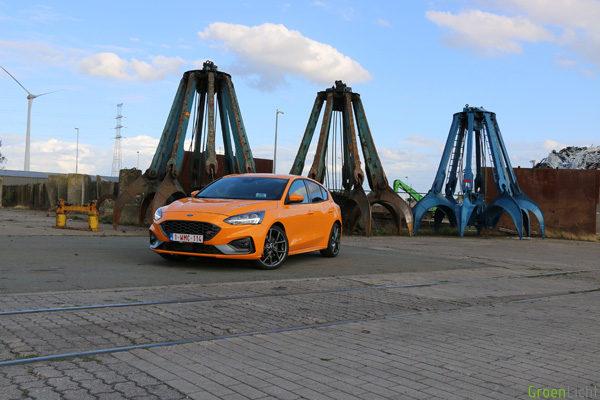 Rijtest: Ford Focus ST (2019)